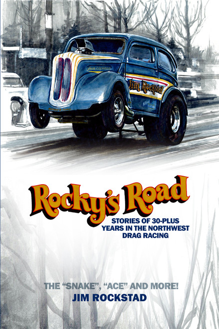 Rocky's Road -  eBook