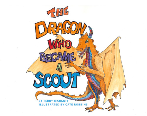 The Dragon Who Became a Scout - eBook