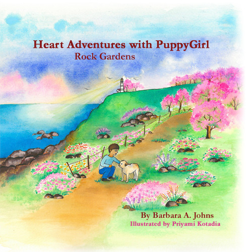 Heart Adventures with PuppyGirl: Rock Gardens - eBook