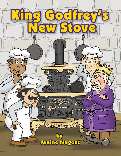 King Godfrey's New Stove - eBook