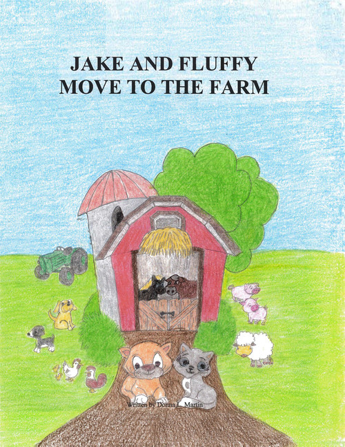 Jake and Fluffy Move to the Farm - eBook