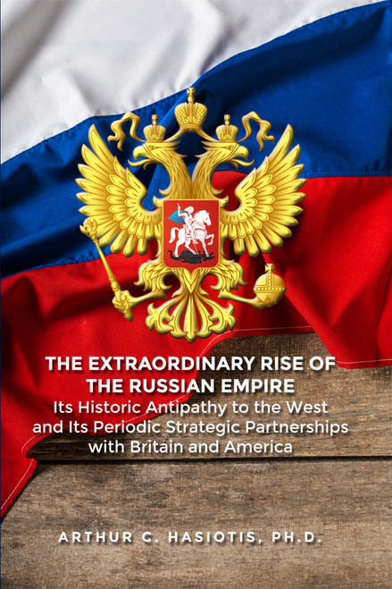 The Extraordinary Rise of the Russian Empire