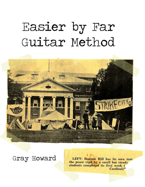 Easier by Far guitar Method