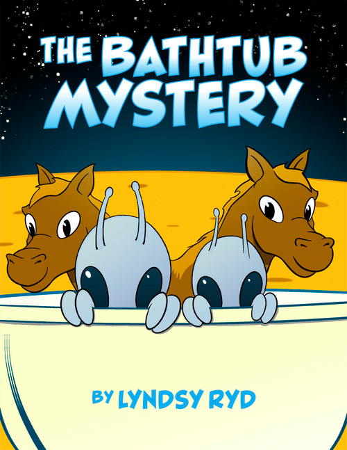 The Bathtub Mystery - eBook