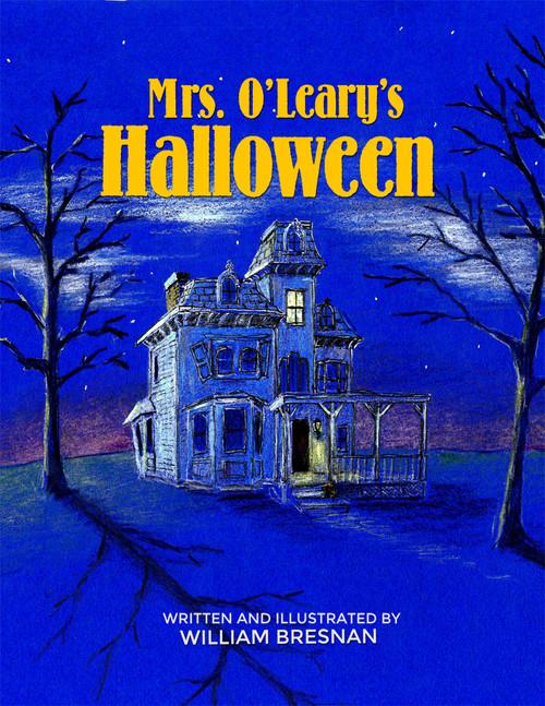 Mrs. O'Leary's Halloween - eBook