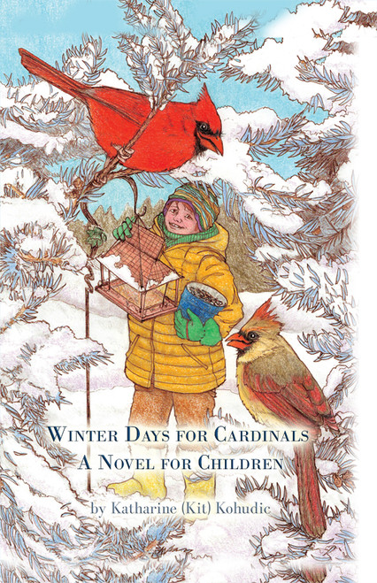 Winter Days for Cardinals