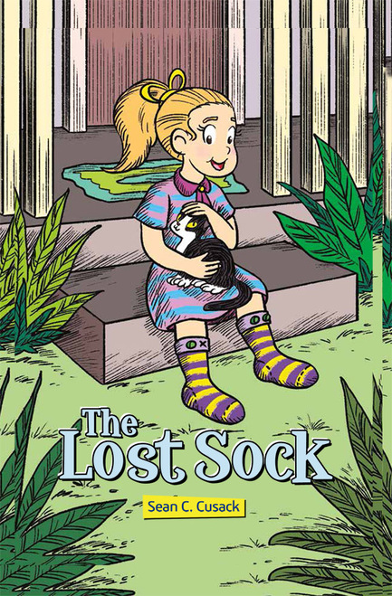 The Lost Sock - eBook