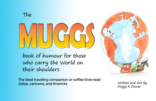 The Muggs Book of Humour for those who carry the world on their shoulders - eBook