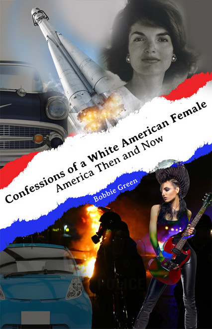 Confessions of a White American Female - eBook