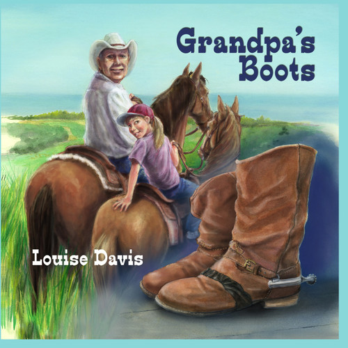 Grandpa's Boots - eBook