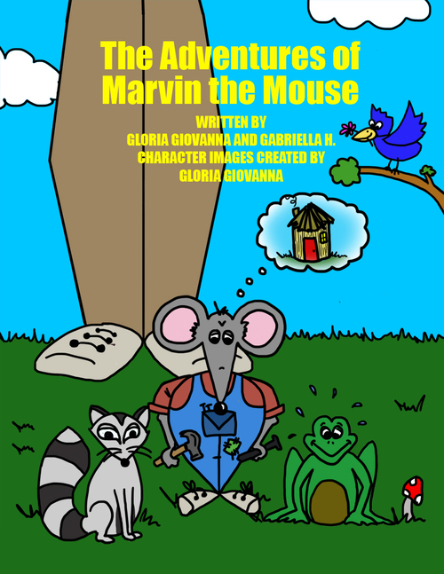 The Adventures of Marvin the Mouse
