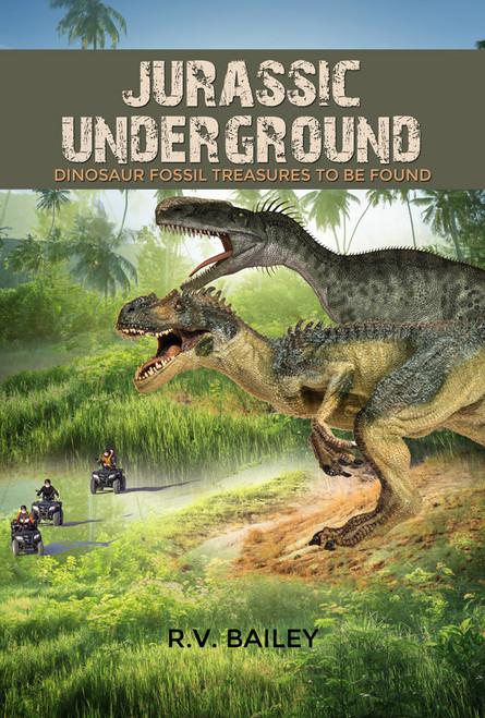Jurassic Underground - eBook