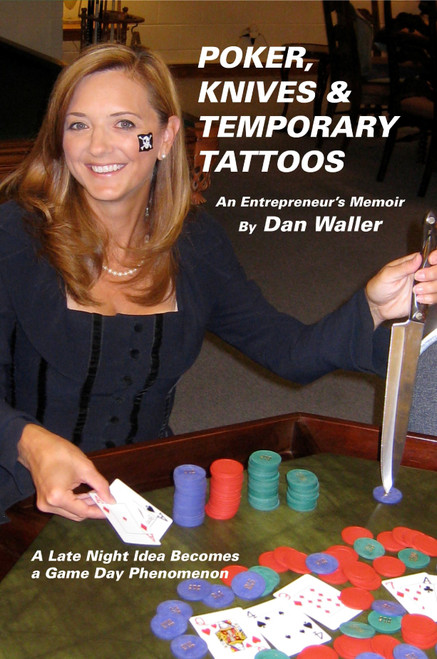 Poker, Knives and Temporary Tattoos - eBook