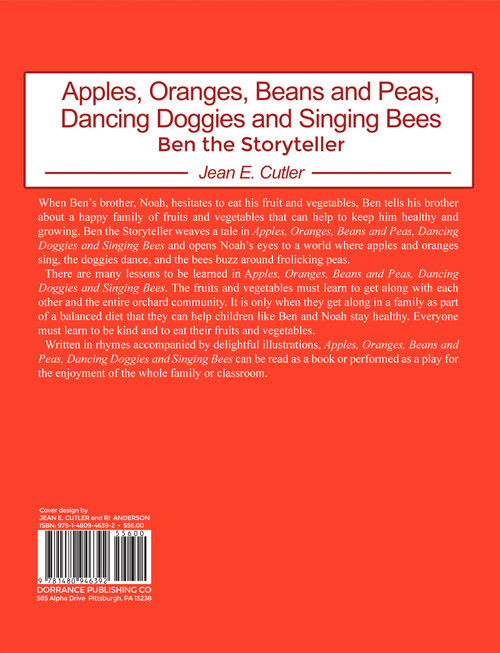 Apples, Oranges, Beans and Peas, Dancing Doggies and Singing Bees