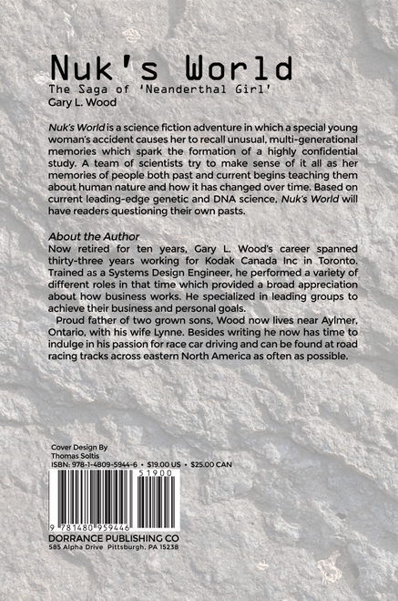 Nuk's World - eBook
