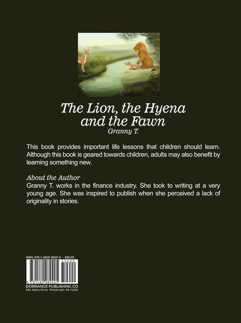 The Lion, the Hyena and the Fawn - eBook