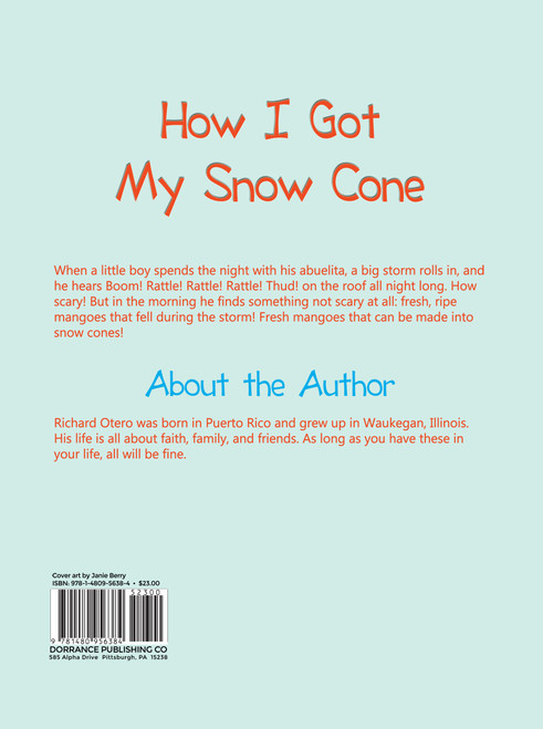 How I Got My Snow Cone