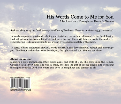 His Words Come to Me for You - eBook