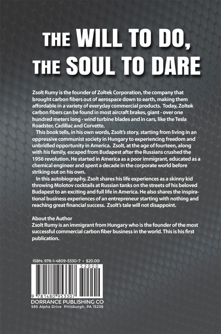The Will to Do, the Soul to Dare (PB)