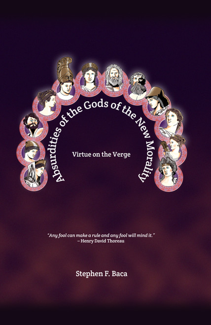 Absurdities of the Gods of the New Morality - eBook