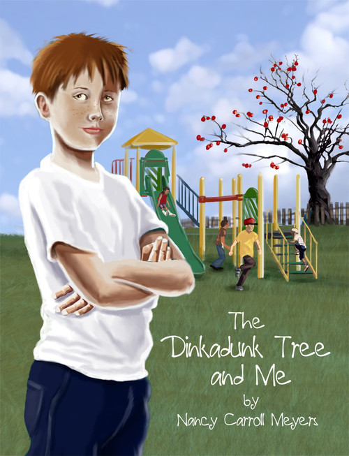 The Dinkadunk Tree and Me - eBook