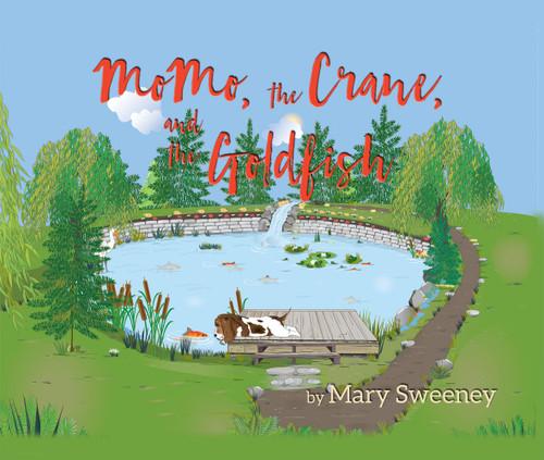 MoMo, the Crane, and the Goldfish