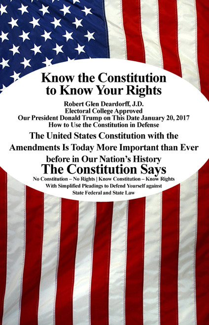 Know the Constitution to Know Your Rights - eBook
