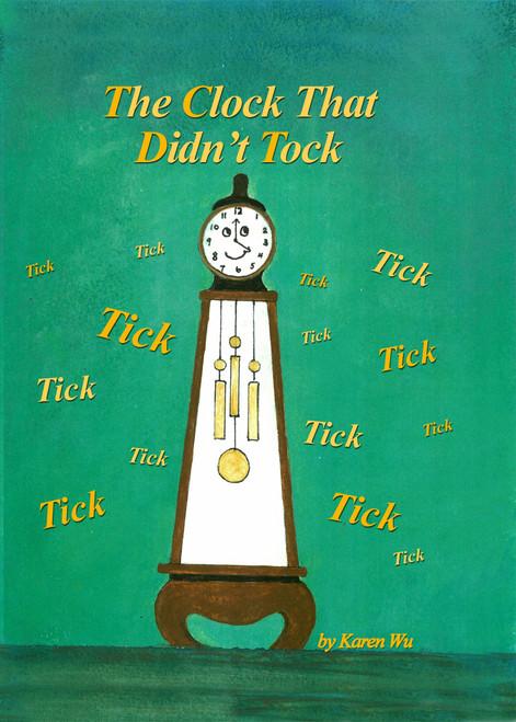 The Clock That Didn't Tock - eBook