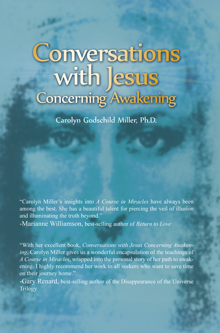 Conversations with Jesus Concerning Awakening - Audiobook