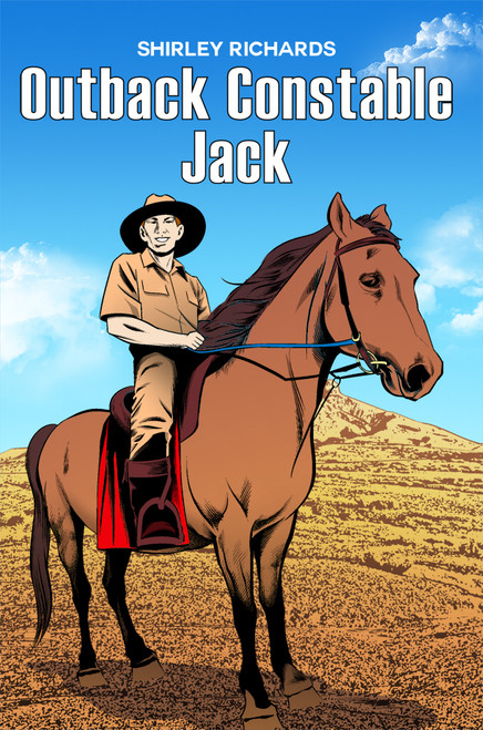Outback Constable Jack - eBook