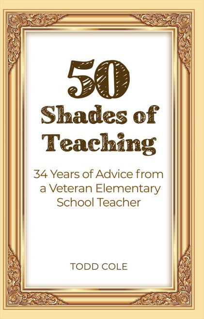 50 Shades of Teaching - eBook