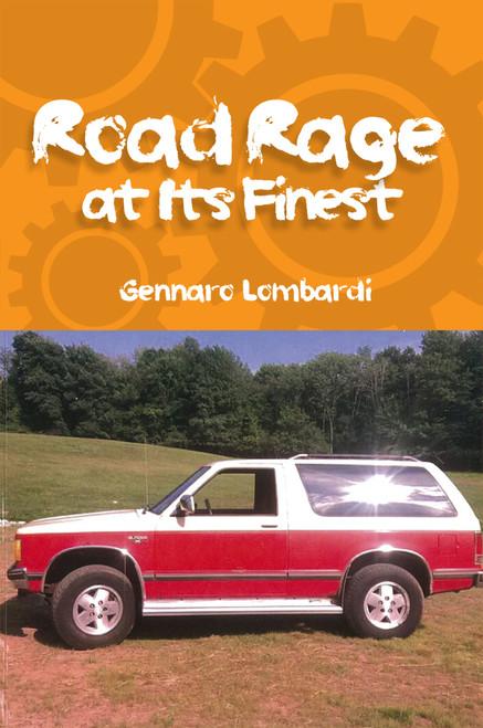 Road Rage - eBook