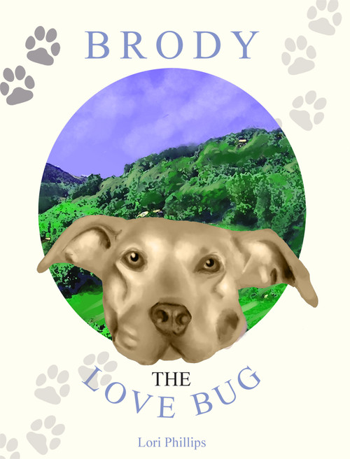 Brody the Love Love Bug - eBook