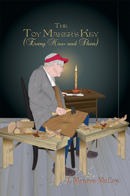 The Toy Maker's Key - eBook