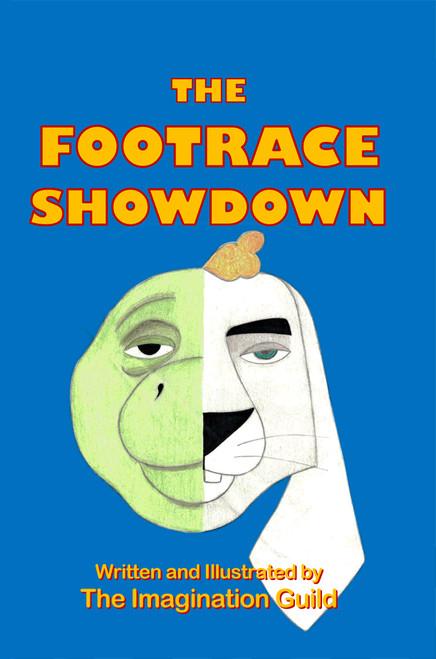The Footrace Showdown - eBook