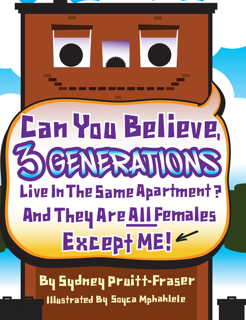 Can You Believe, 3 Generations Live In The Same Apartment? -eBook