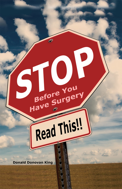 STOP Before You Have Surgery - eBook