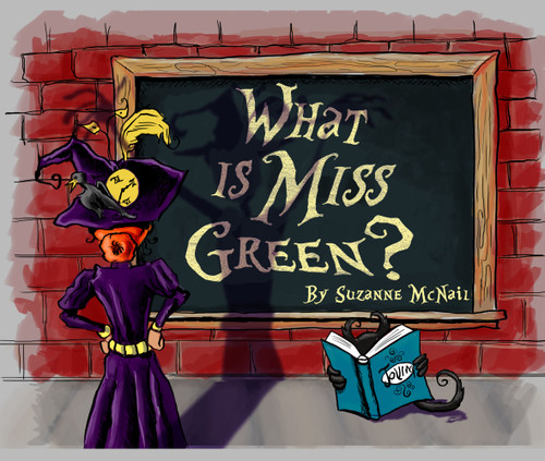 What Is Miss Green? - eBook