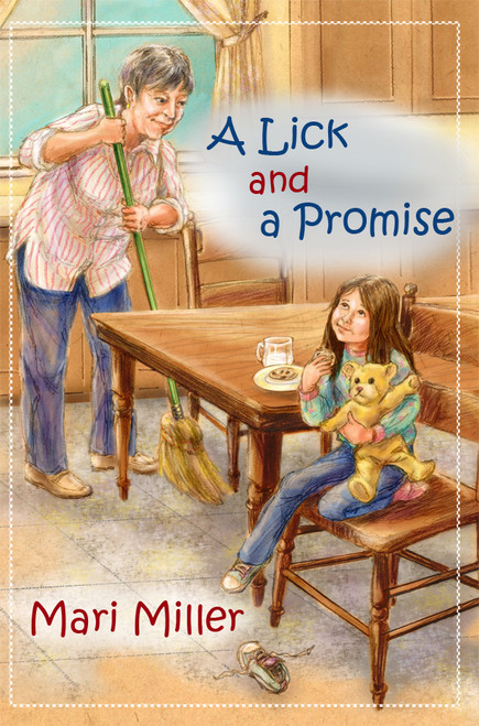 A Lick and a Promise - eBook