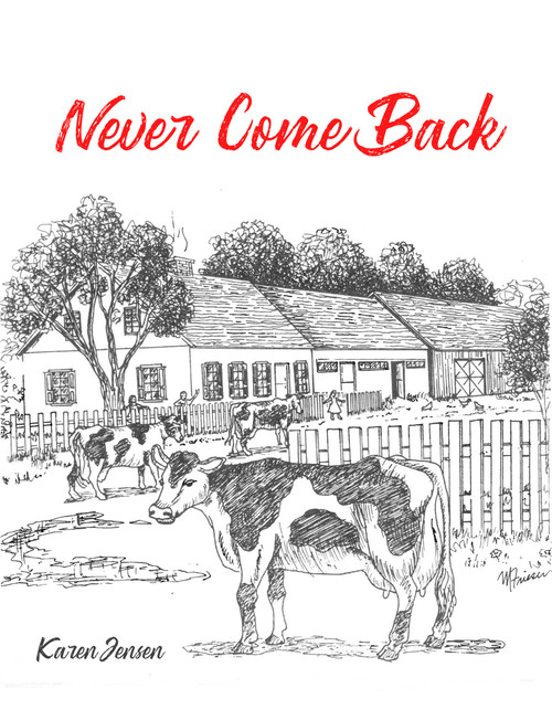 Never Come Back - eBook