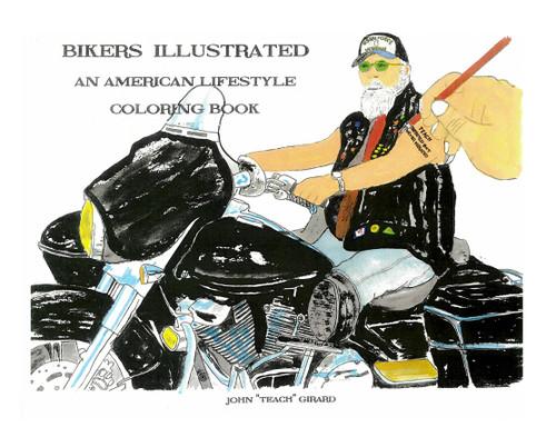 Bikers Illustrated - eBook