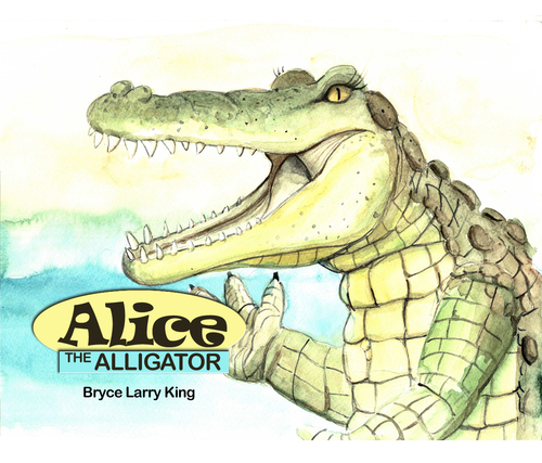 Alice the Alligator - eBook