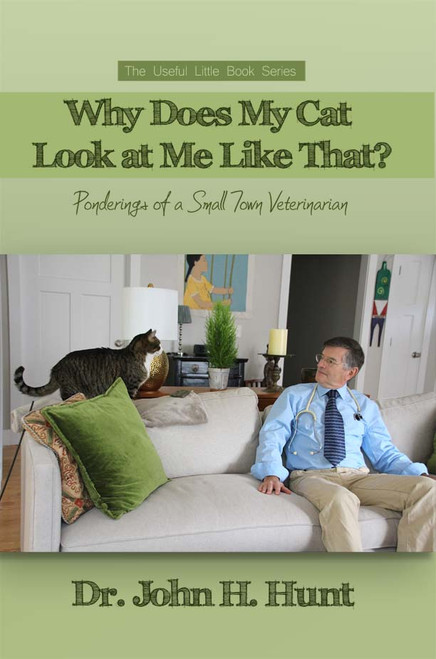Why Does My Cat Look at Me Like That? - eBook
