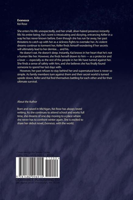 Evanesce - eBook