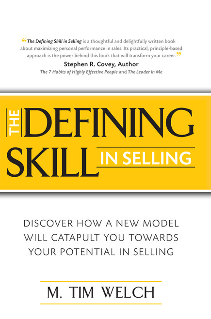 The Defining Skill in Selling - eBook