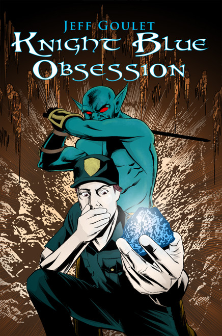 Knight Blue Obsession - eBook