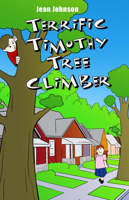 Terrific Timothy Tree Climber - eBook