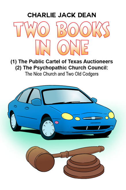 The Public Cartel of Texas Auctioneers - eBook