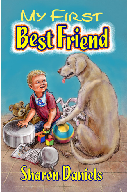 My First Best Friend - eBook