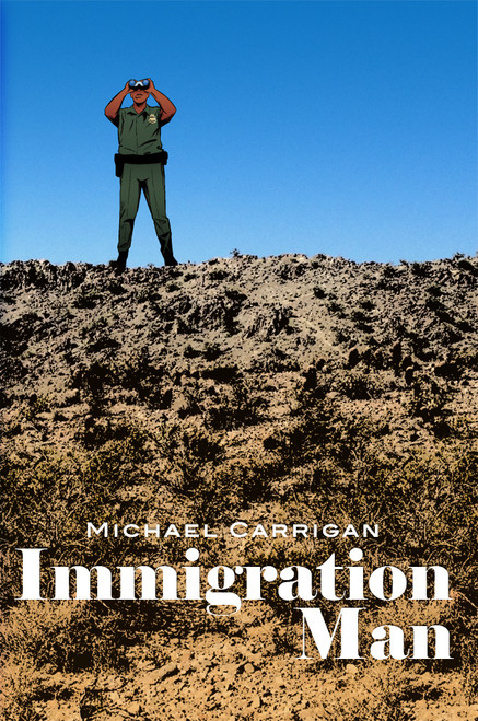 Immigration Man - eBook